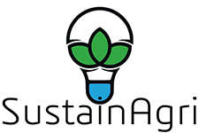 Sustainable Agripreneurship | Erasmus + Logo